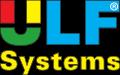 Desinfektionsmittelspender von Ulf Systems Logo